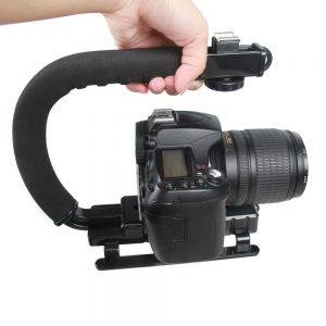 Držači za kamere, fotoaparate, bliceve i kisobrane